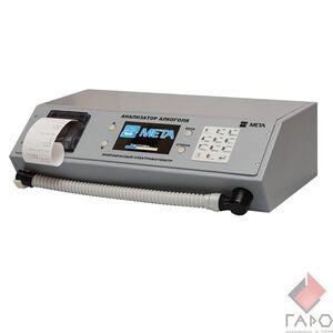 Анализатор алкоголя переносной со встроенным принтером и клавиатурой АКПЭ-01.01-01 (Мета)