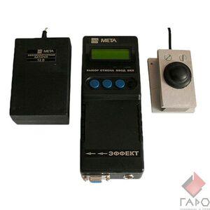 Прибор для проверки эффективности торможения ЭФФЕКТ-02