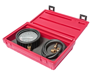 Тестер вакуумного и топливного насосов в кейсе JTC-1622