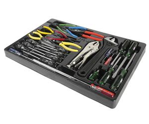 Набор инструментов для тележки инструментальной JTC-3931 (1-я секция) 25 предметов JTC-39311