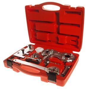Набор инструментов для установки и регулировки фаз ГРМ (VOLVO B4204 8-ми ст. КПП) JTC-4383