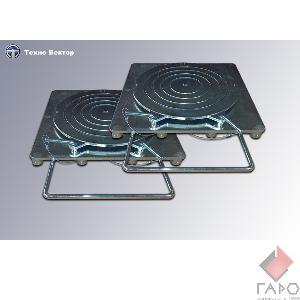 Передние поворотные платформы для стедов 3D Мод.116 10 000