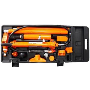 Набор гидравлического инструмента для кузовного ремонта 10 т. 17 предметов 55520