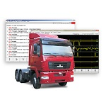 Сканер для грузовых автомобилей