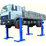 Подкатные подъемники для грузовых автомобилей